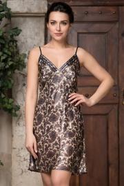 Сорочка короткая Mia-Amore PERSIA 3400 (70% натуральный шелк)