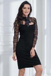 Платье с бантом Mia-Amore 2184 DIVA