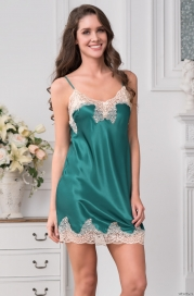 Сорочка из шелка Mia-Amore MARILIN DELUXE 3440 (70% натуральный