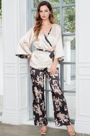 Комплект c брюками MIA _MIA VERSACHI_GOLD 9936