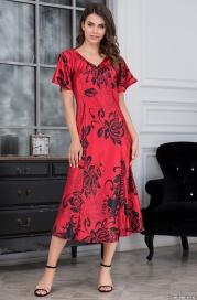 Длинная сорочка Mia-Amore DA VINCI 8448