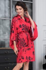 Халат - кимоно Mia-Amore DA VINCI 8444
