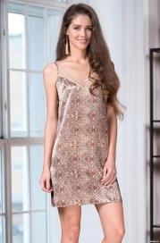 Ночная сорочка Mia-Amore SEVILIA 3460(70% натуральный шелк)