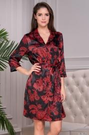Халат - рубашка Mia-Amore SILVIA 8507