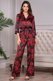 Пижама с брюками Mia-Amore SILVIA 8506