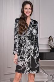 Халат-рубашка Mia-Amore MIRIAM 3487 (70% натуральный шелк)
