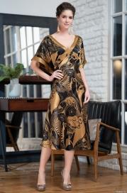 Женская сорочка Mia-Amore ANTIKA 3478 (70% натуральный шелк)