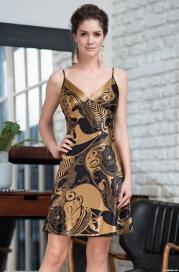 Женская сорочка Mia-Amore ANTIKA 3471 (70% натуральный шелк)