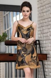 Женская сорочка Mia-Amore ANTIKA 3470 (70% натуральный шелк)
