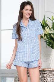 Пижама с шортиками Mia-Amore TRACY 6806