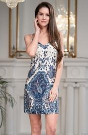 Ночная сорочка Mia Amore Solomea-2 (70% натуральный шелк)