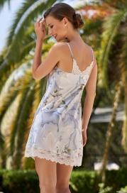 Ночная сорочка Mia Amore Новелла 3601 (70% шелк)