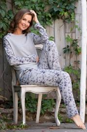 Домашний костюм свитшот и брюки Renata 1315