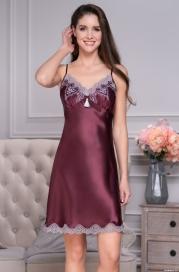 Сорочка из шелка Mia-Amore LAURA 3294