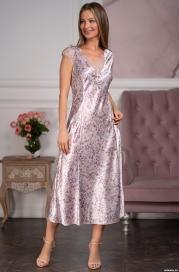 Длинная сорочка Mia Amore Vladlena 3598 (70% шелк)