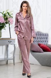 Атласный пижамный комплект Mia Sofia Julia
