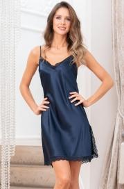 Короткая ночная сорочка Mia Amore Vanessa (70% нат.шелк)